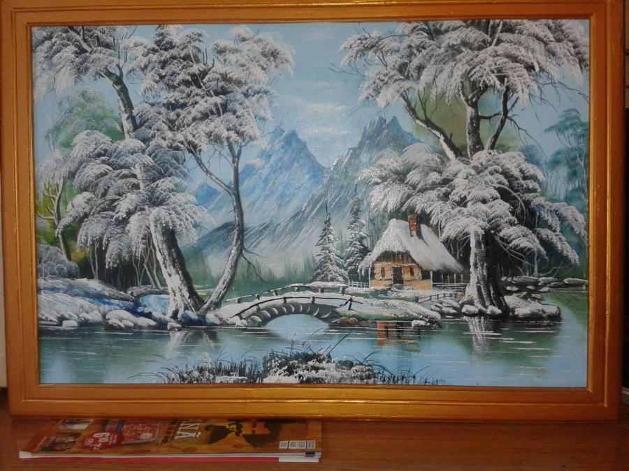 Picturi de iarna iarna geroasa 2