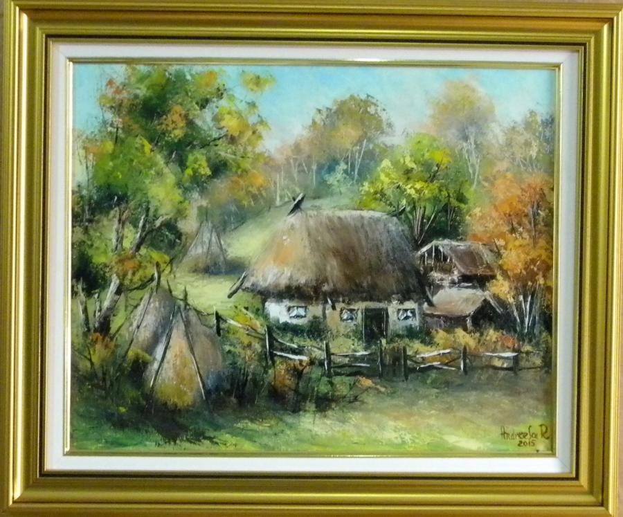 Picturi de toamna TOAMNA PE COSTISA