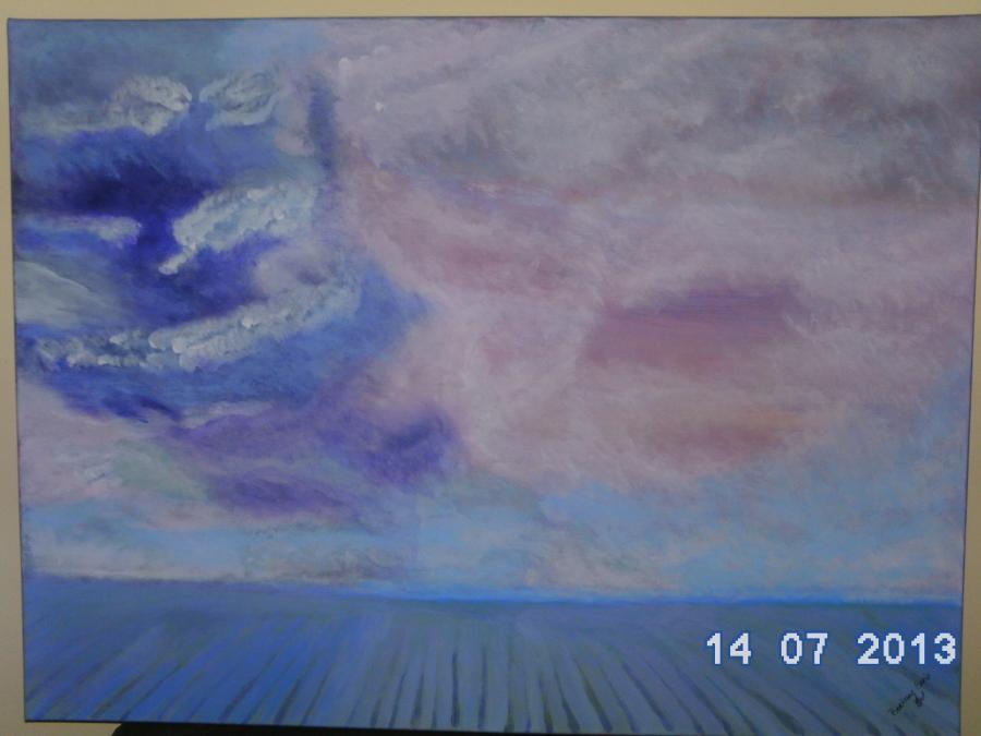 Picturi de toamna Furtuna