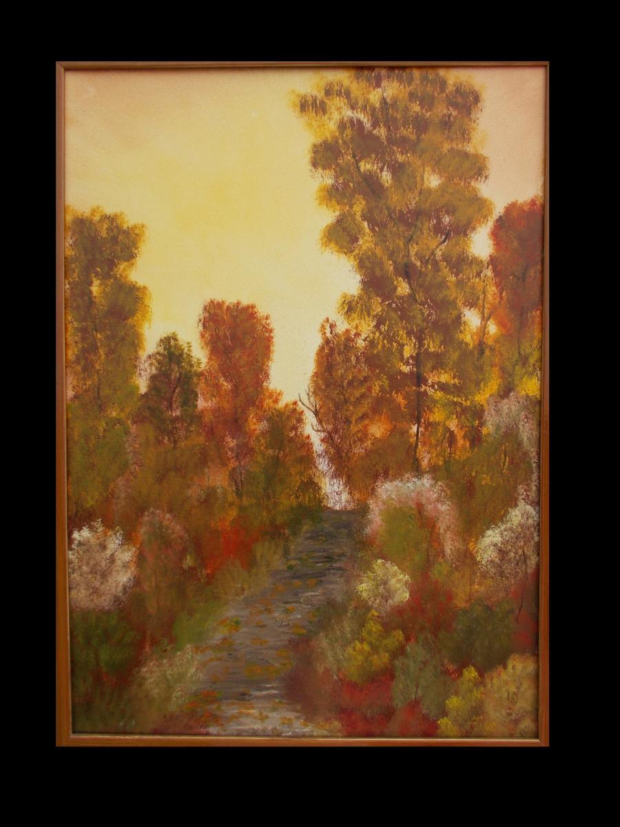 Picturi de toamna toamna in belgia