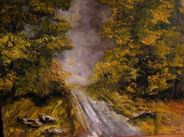 Picturi de toamna Intrare in toamna