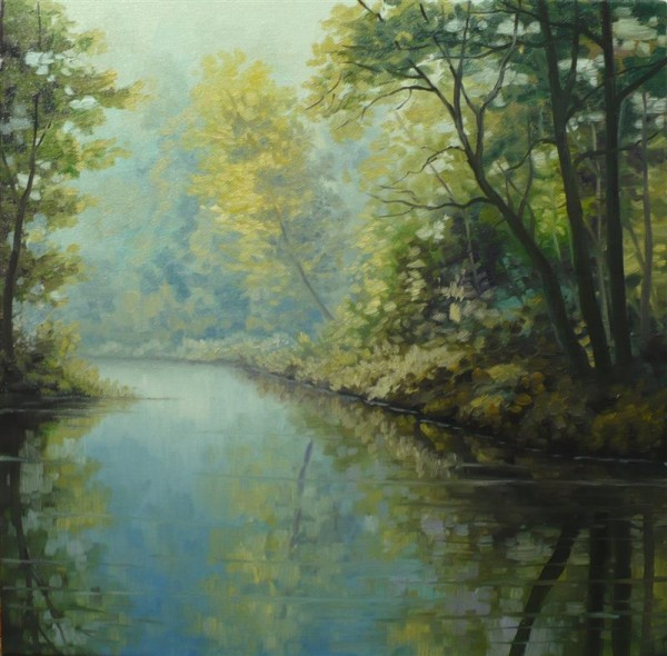 Picturi de toamna Buna dimineata