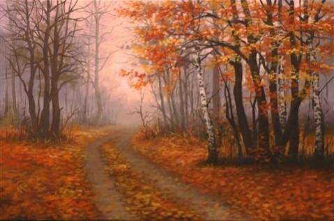 Picturi de toamna Noiembrie