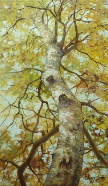 Picturi de toamna Privind in sus