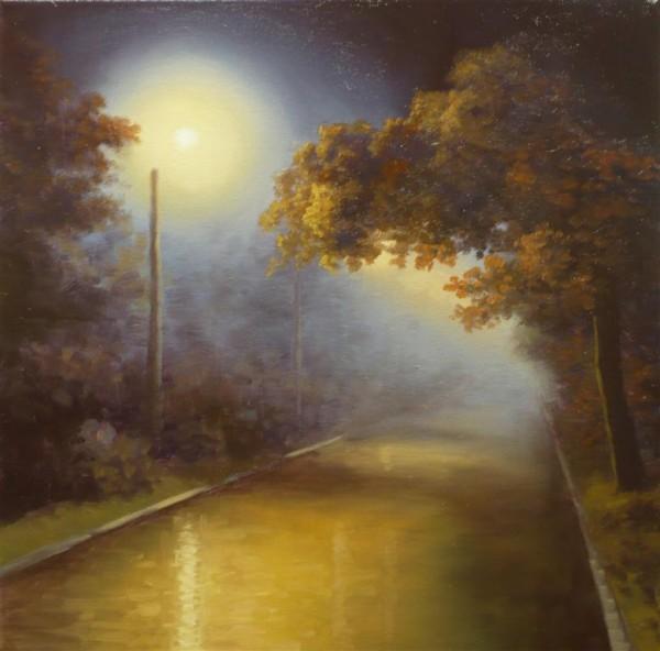 Picturi de toamna Strada mea