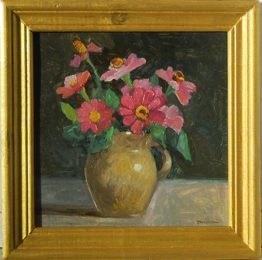Picturi de toamna ulcica cu flori 12