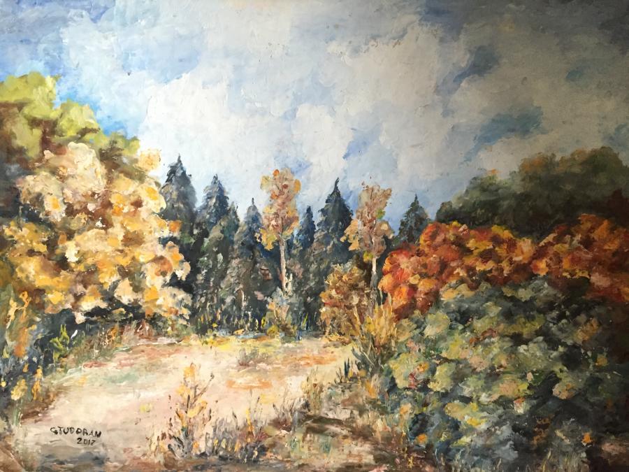 Picturi de toamna Peisaj_de toamna