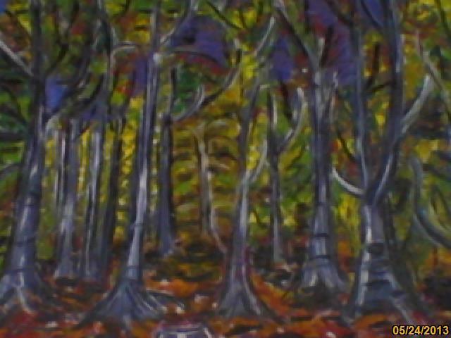 Picturi de toamna e toamna in padure