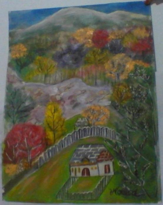 Picturi de toamna la stana