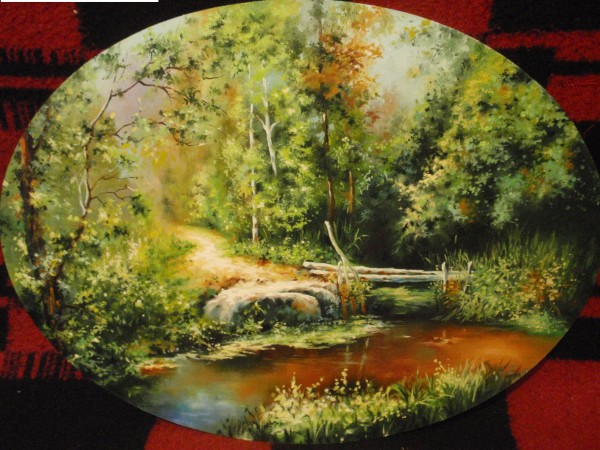 Picturi de toamna Podet ii