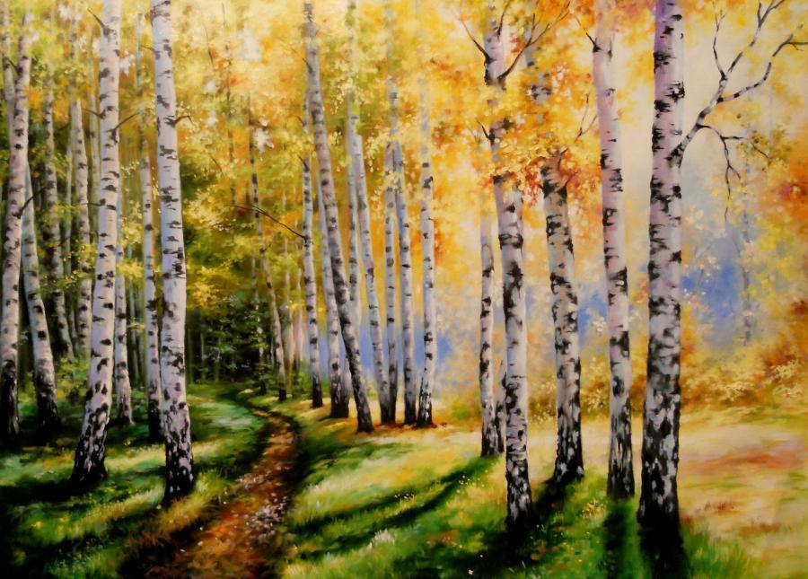 Picturi de toamna yelow