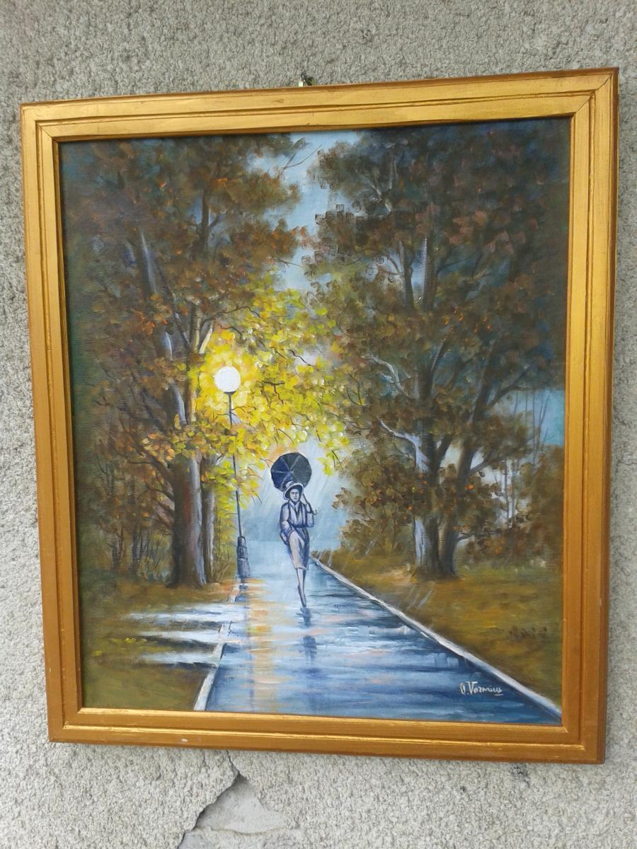 Picturi de toamna prin ploaie 4