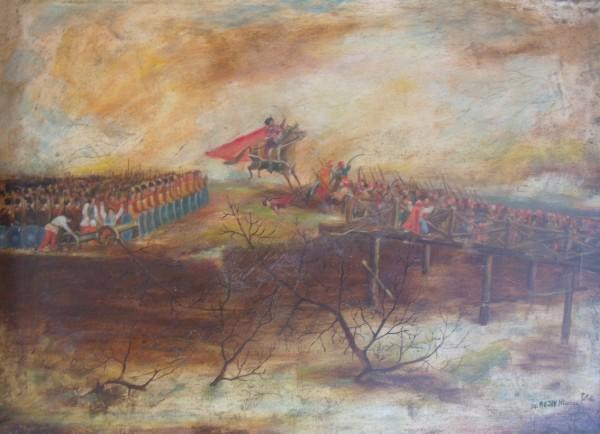 Picturi de vara Batalia de la mohacs