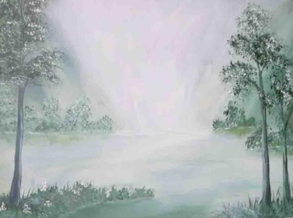 Picturi de vara Fantezie