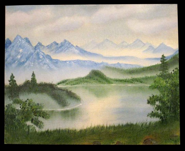 Picturi de vara Liniste