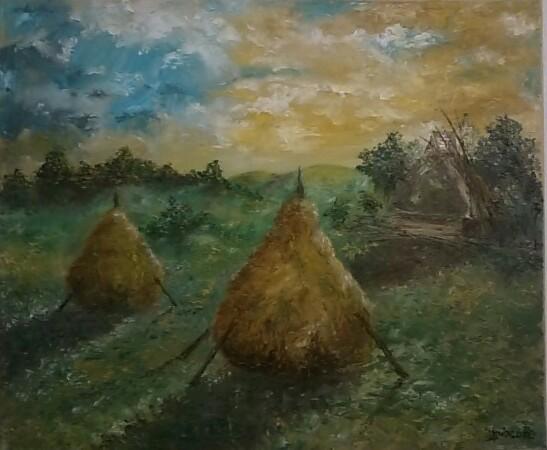 Picturi de vara capite