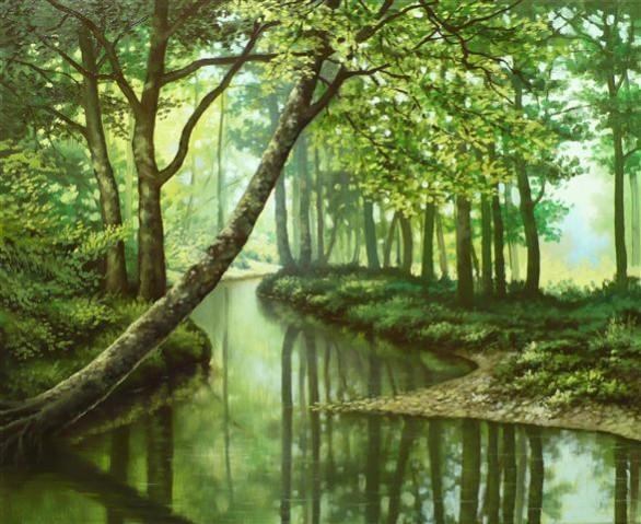 Picturi de vara Paraul