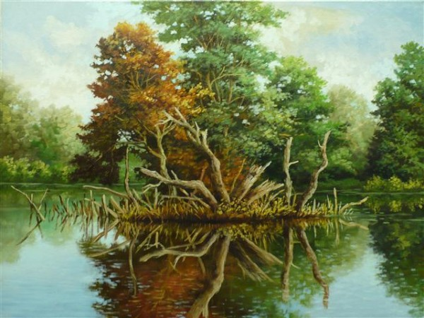 Picturi de vara Septembrie in delta