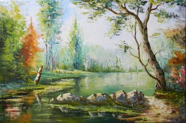 Picturi de vara Miez de vara