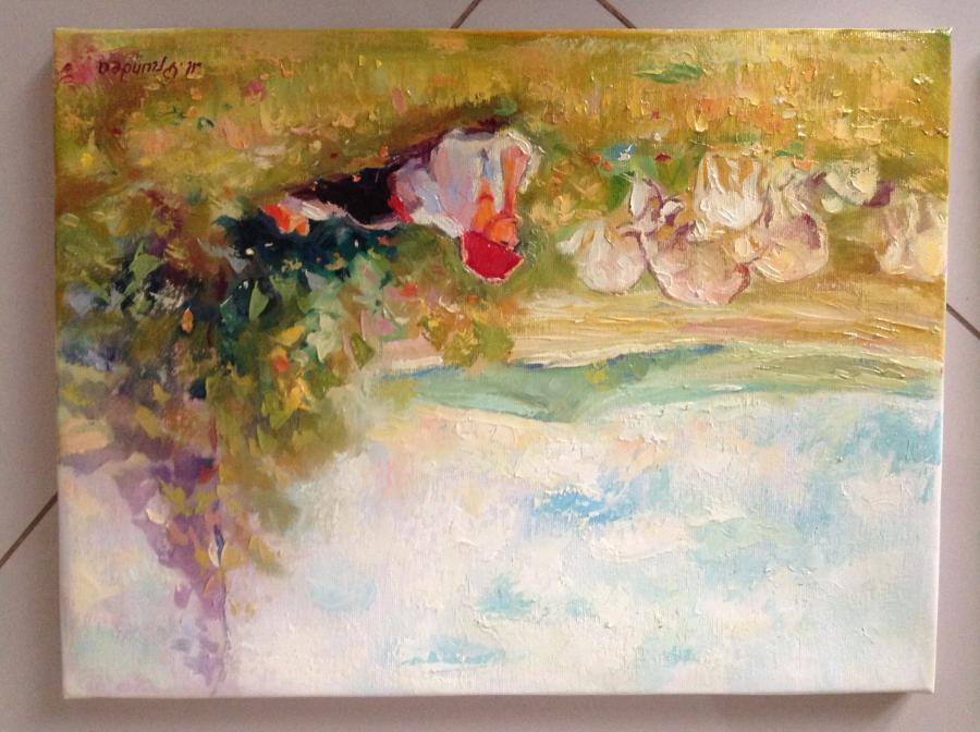 Picturi de vara campeneasca