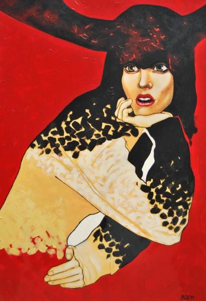 Picturi decor Red