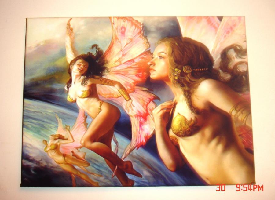 Picturi decor Goddess of love