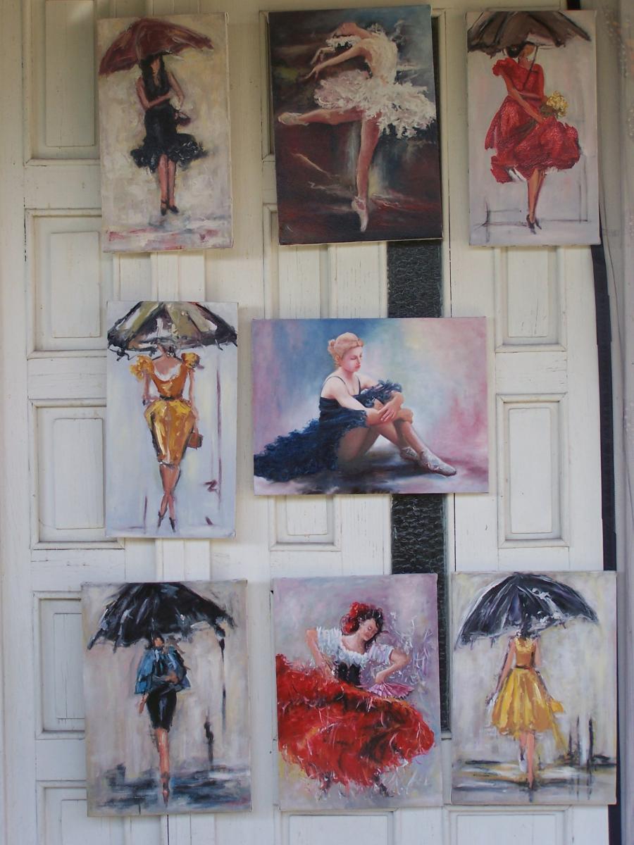 Picturi decor Grup tablouri