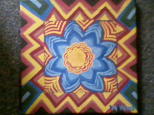 Picturi abstracte/ moderne Geometrie