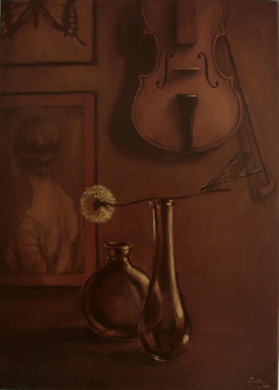 Picturi decor Interior cu papadie
