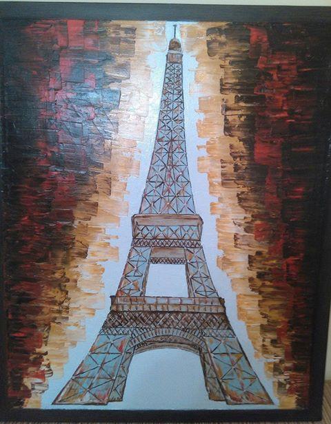 Picturi decor Eiffel Tower