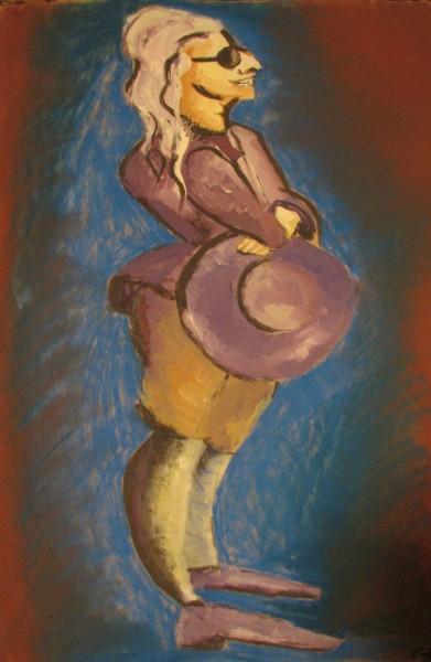 Picturi decor Domnul b.