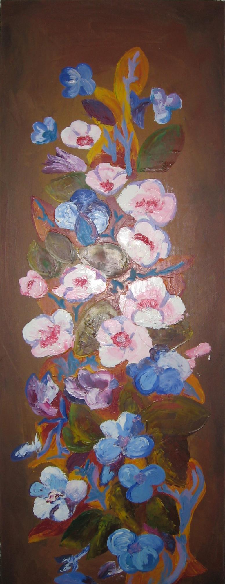 Picturi decor Decor florar s4