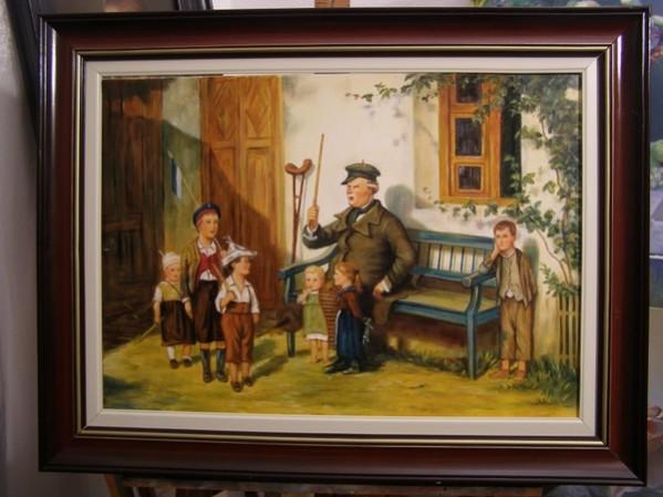 Picturi decor Joaca de-a soldatii