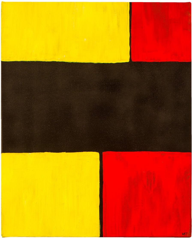 Picturi decor Red Squares 2