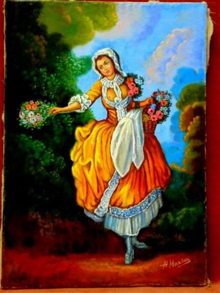 Picturi decor Florareasa1