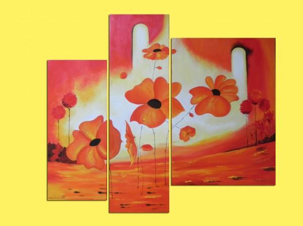 Picturi decor Flori cu soare 5