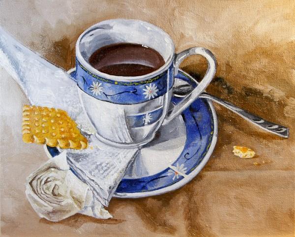 Picturi decor Ceasca de cafea