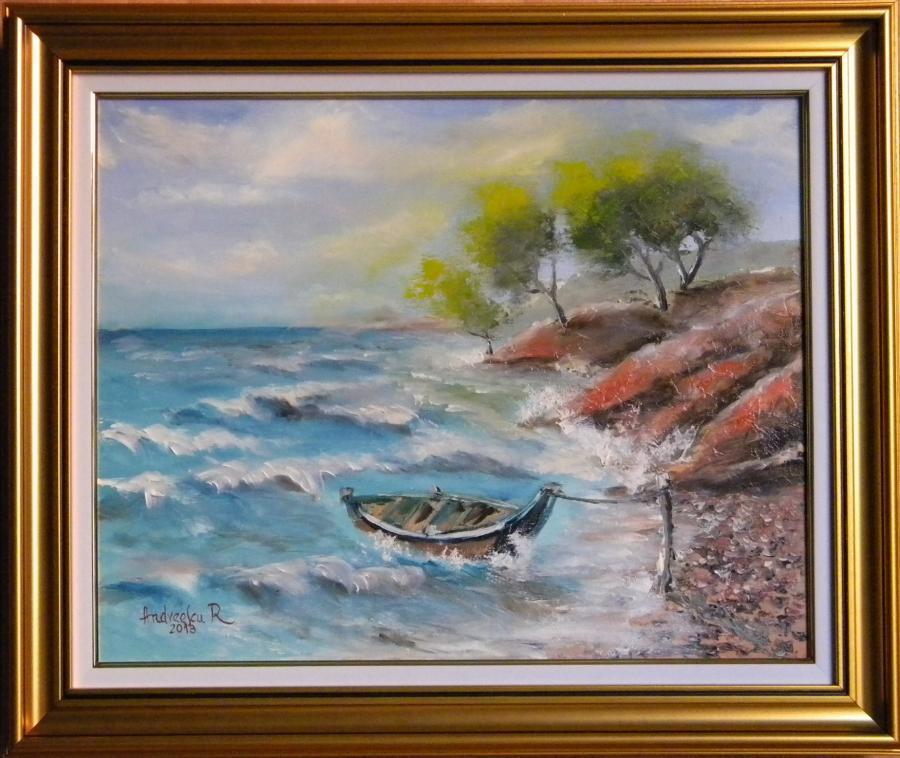 Picturi maritime navale TARM STANCOS