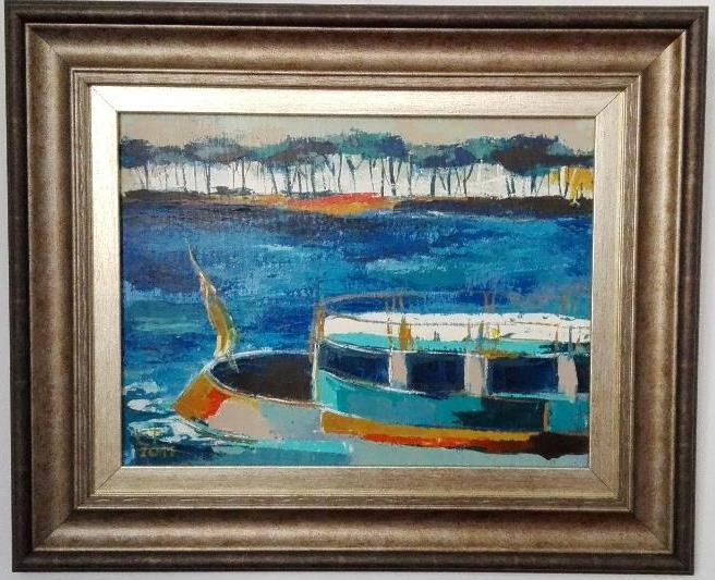 Picturi maritime navale Plutind