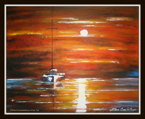 Picturi maritime navale In asteptare...