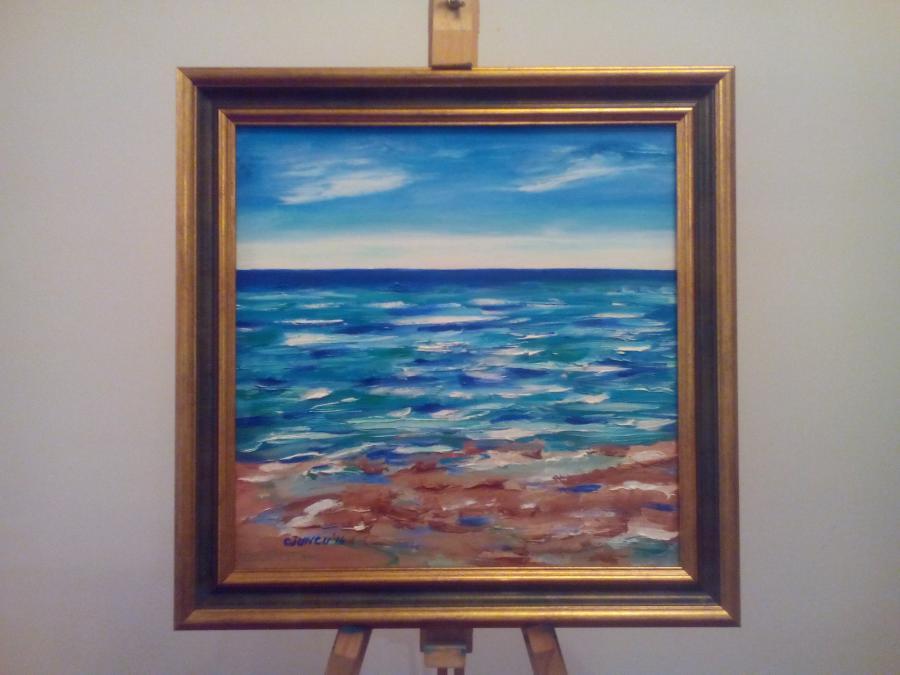 Picturi maritime navale Serenity