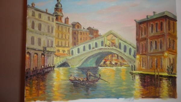 Picturi maritime navale Venetzia