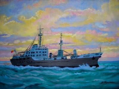 Picturi maritime navale Nasaud