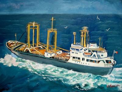 Picturi maritime navale slobozia