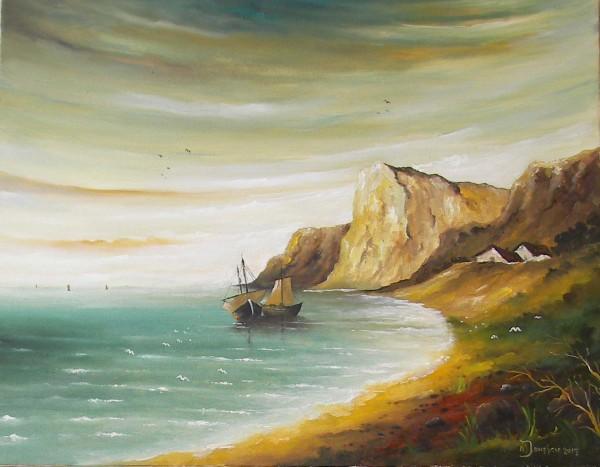 Picturi maritime navale Marina simpla