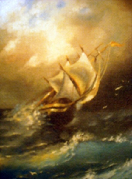 Picturi maritime navale Ship