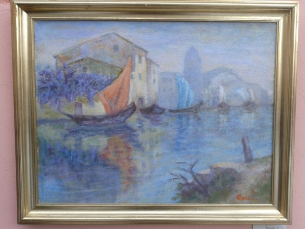 Picturi maritime navale Venezia