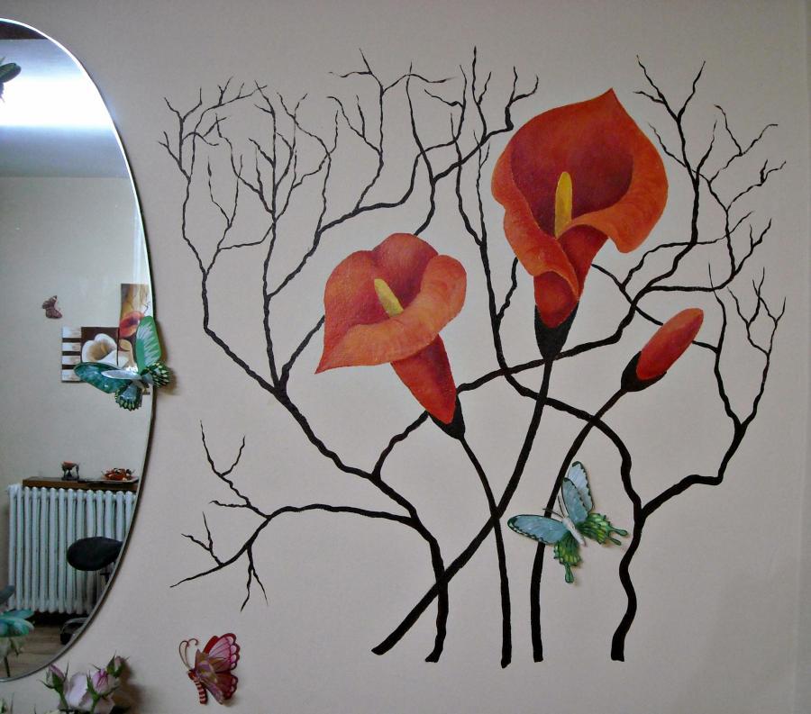 Picturi murale Pictura pe perete -