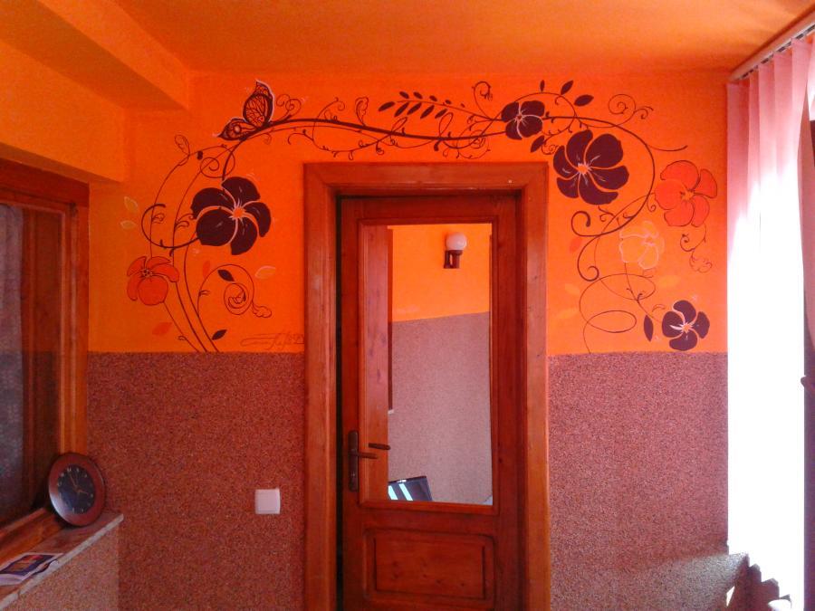 Picturi murale Flori