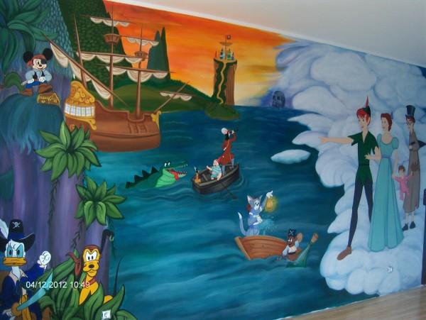 Picturi murale Poveste